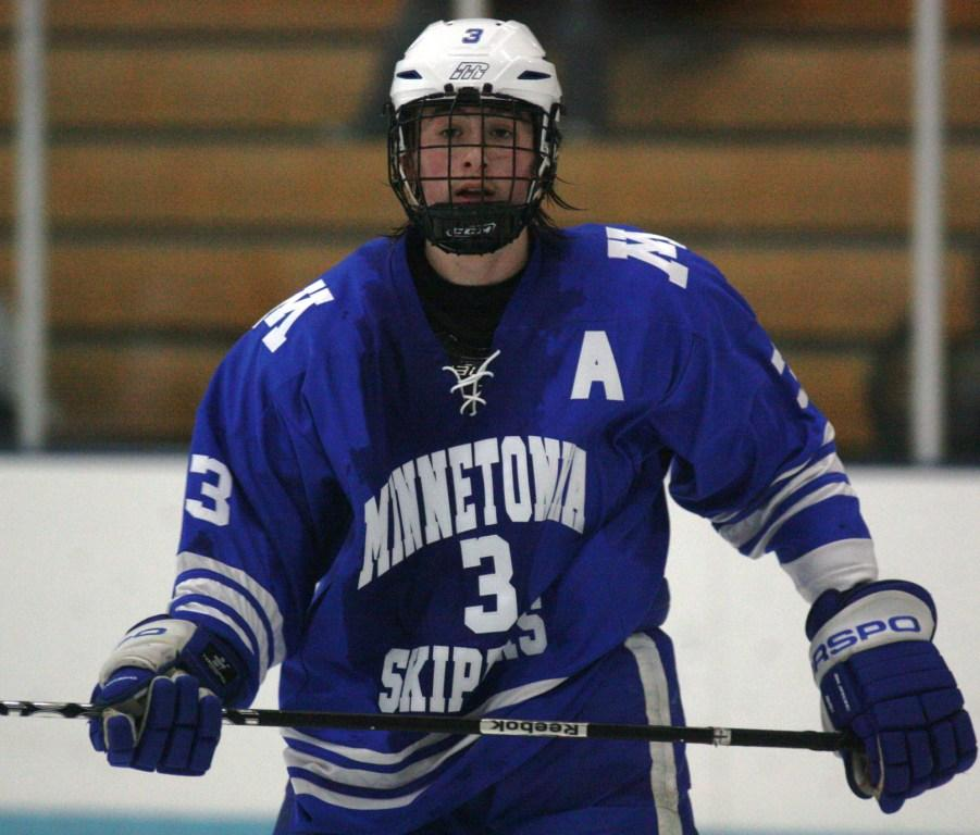 Tommy Vannelli - Photo Courtesy of mnhockeyprospects.com