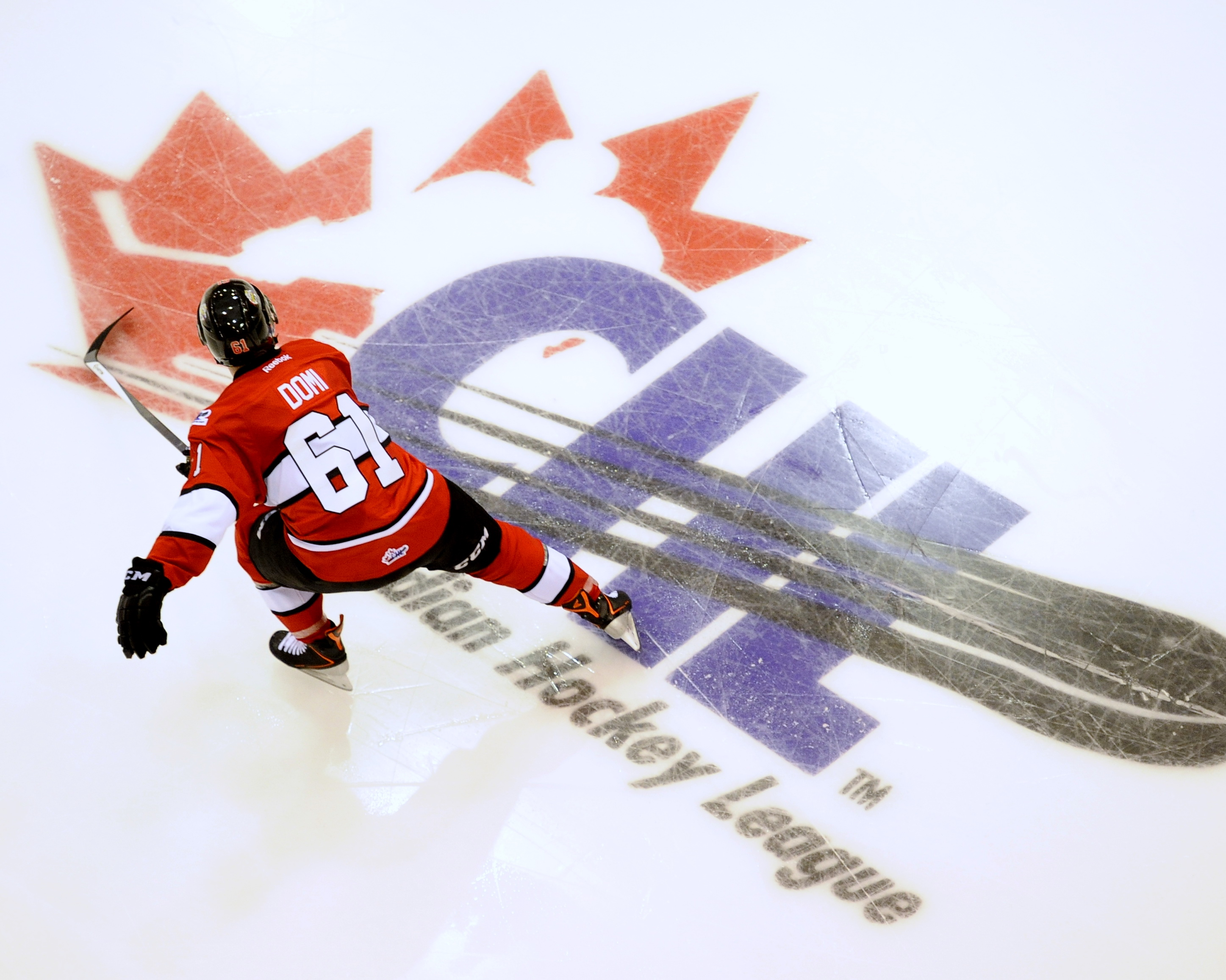 Max Domi - Photo Courtesy of Aaron Bell/OHL Images