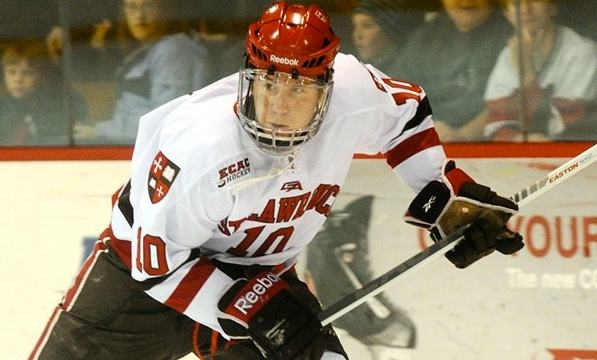 Greg Carey - Photo Courtesy of ecachockey.com