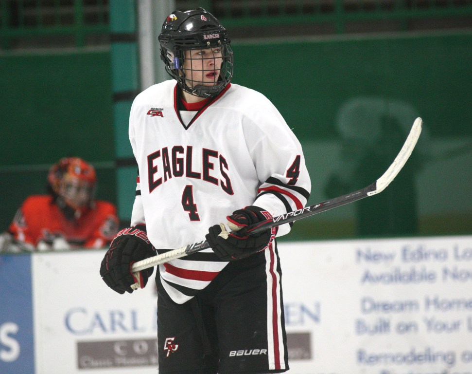 Luc Snuggerud - Photo Courtesy of mnhockeyprospects.com