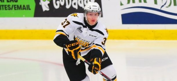 Evgeny Svechnikov - Photo Courtesy of CHL.ca