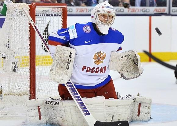 Ilya Sorokin - Photo Courtesy of HockeysFuture