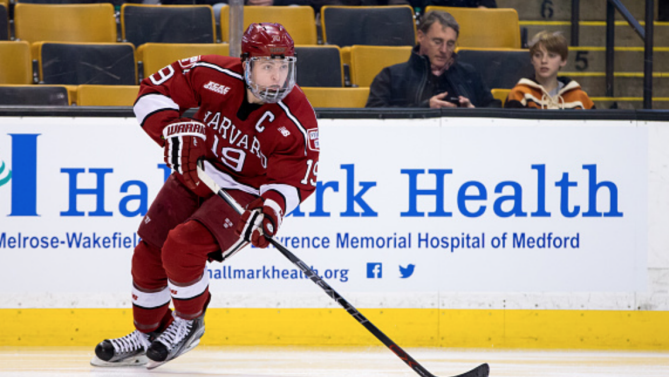 Jimmy Vesey - photo courtesy: sports.yahoo.com
