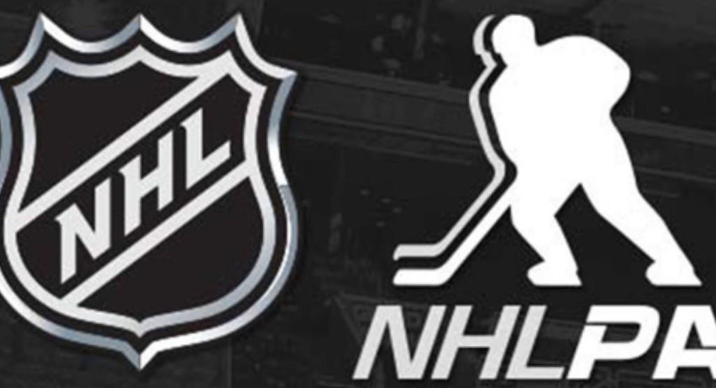 NHL and NHLPA logos - photo courtesy: www.nhlpa.com