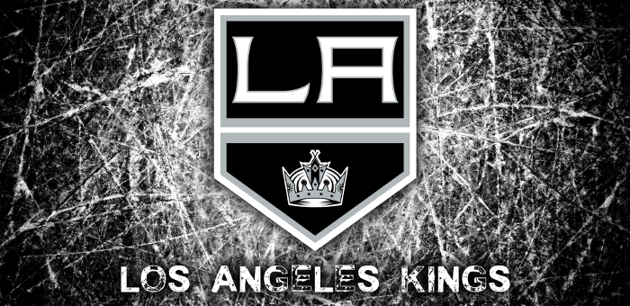 Los Angeles Kings logo courtesy of stmed.net