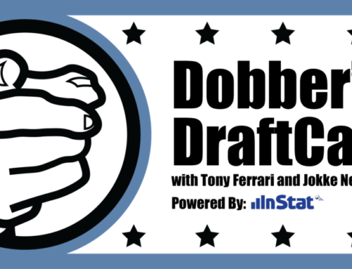 Dobber's DraftCast Episode 9: Draft Rankings Top-100 Scouting Meeting