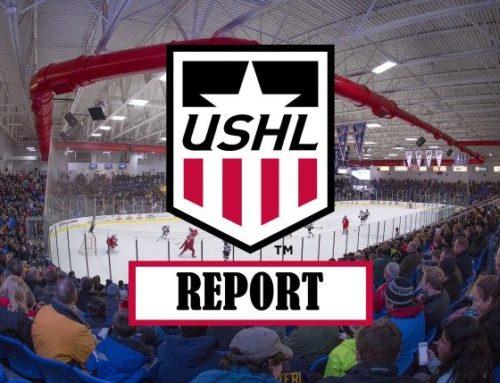 USHL Report – October 2020