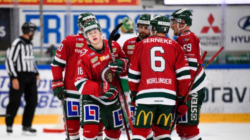 Shl Report Hockey Is Back In Sweden Dobberprospects