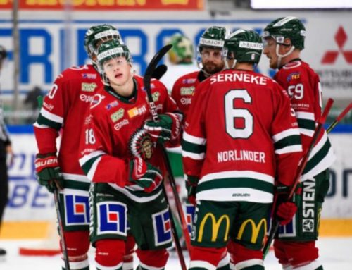 SHL Report: Hockey is Back in Sweden!