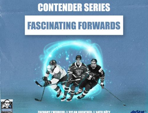 Contender Series: Fascinating Forwards