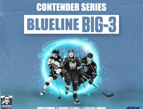 Contender Series: Blueline Big-3