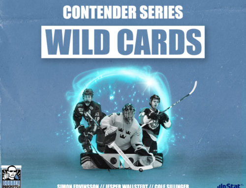 Contender Series: Wild Cards